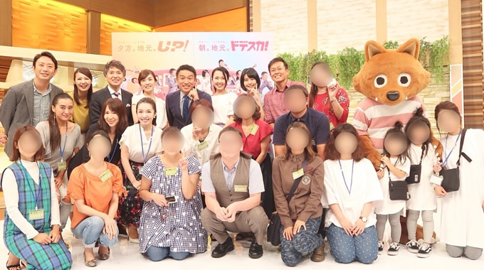 2018年9月、「名古屋テレビ放送」様の10月から改編される番組「ドデスカ!」「UP!」の記者会見にキャスティング。