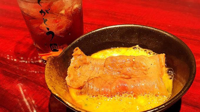 2017年6月、東京は人形町の大人気焼肉店「にくがとう」の名古屋初出店の店舗訴求、メニューPR