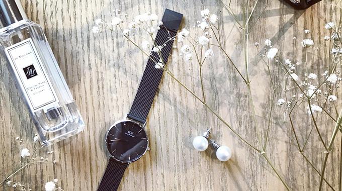 2017年10月、某時計ブランドの購買促進キャンペーン告知