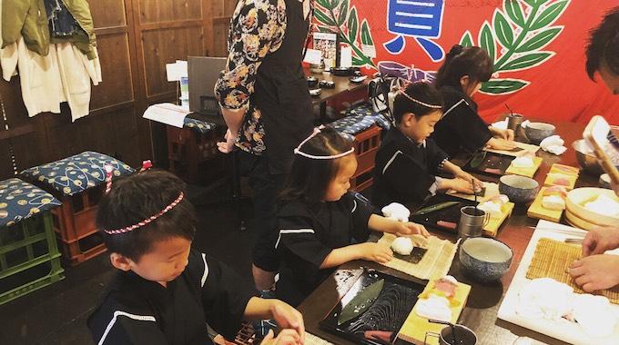 2018年5月 子供向けに「職業体験」を開催している「道南農林水産部」様のイベント訴求のためのPR